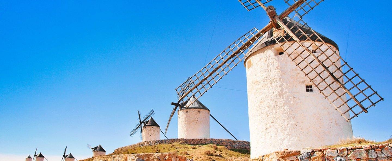 Circuito por Toledo y Ruta del Quijote