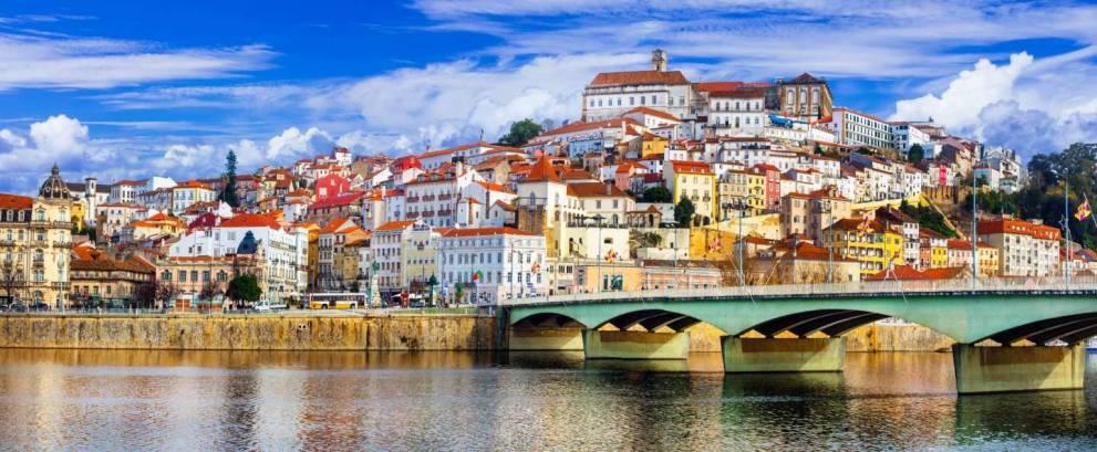 Tour Lisboa, Coimbra y Oporto