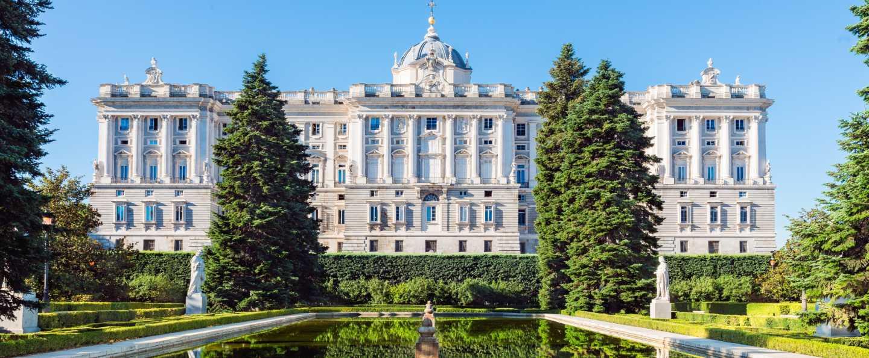 Tour por Andalucía y Madrid desde Málaga en 7 días