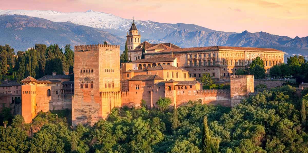 Tour por España desde Barcelona en 10 días