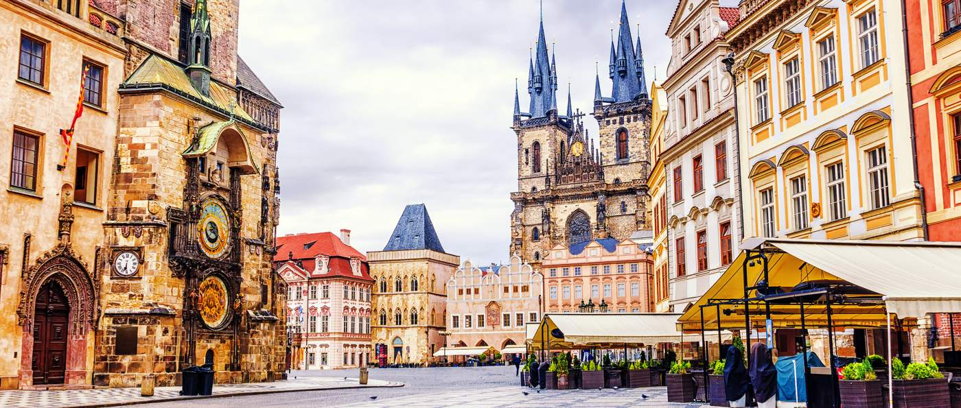 Berlin and Prague Trip in 5 days