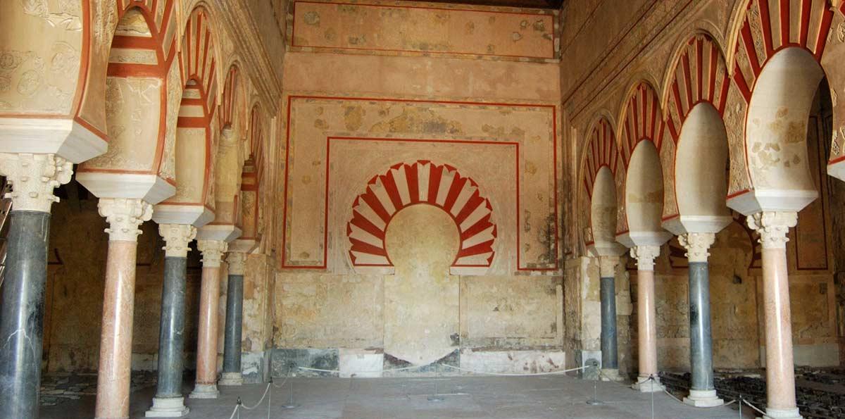 Medina Azahara tour in Córdoba