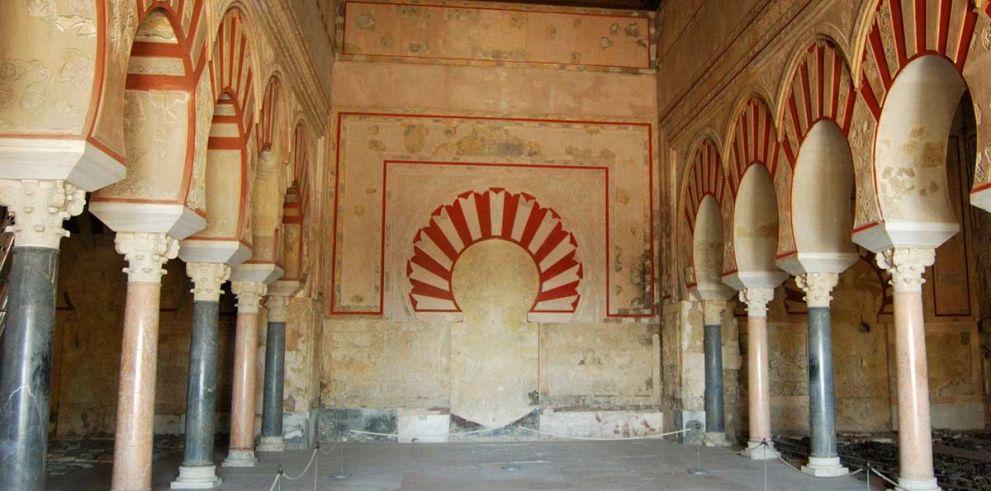 Visita guiada Medina Azahara en Córdoba