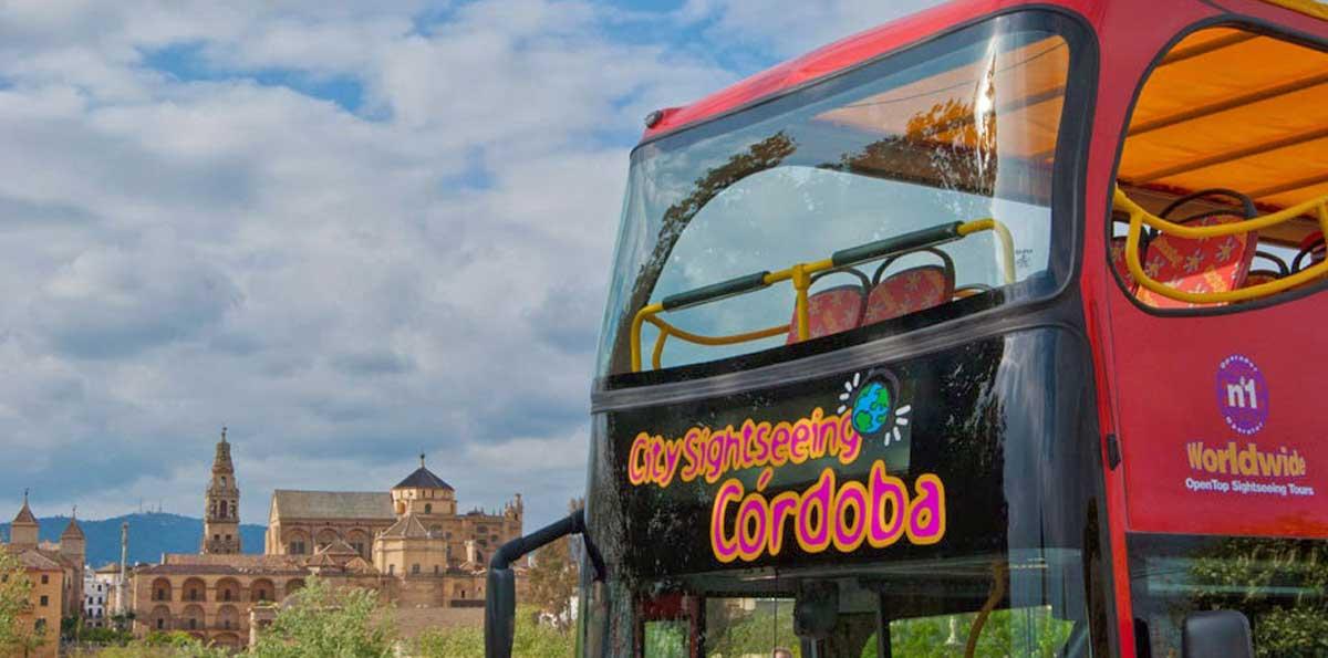 Bus turístico de Córdoba