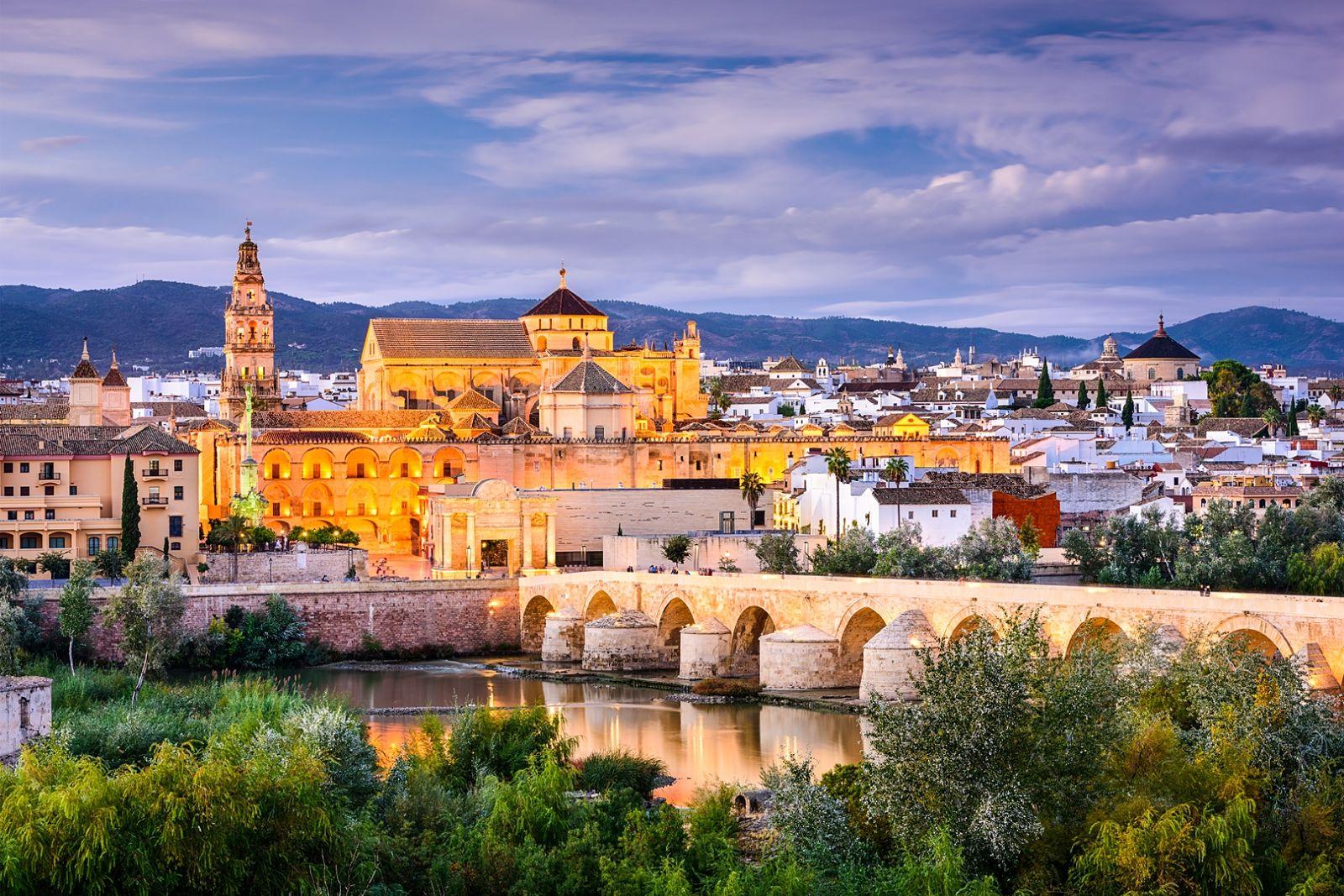 Tour Gratis por Córdoba al atardecer