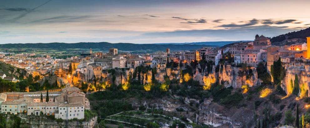 Cuenca & Toledo day trip from Madrid