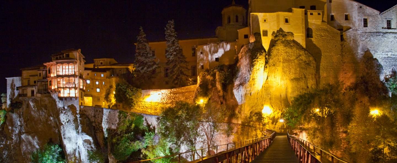 Visita nocturna en Cuenca