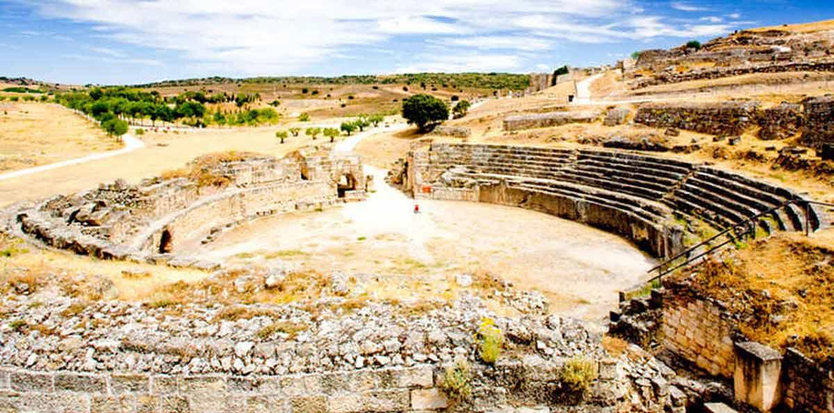 Excursión a Segóbriga desde Cuenca