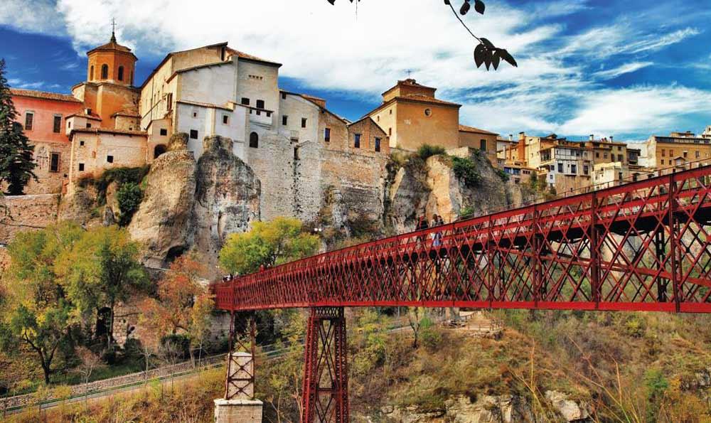 Visita guiada por Cuenca al Completo