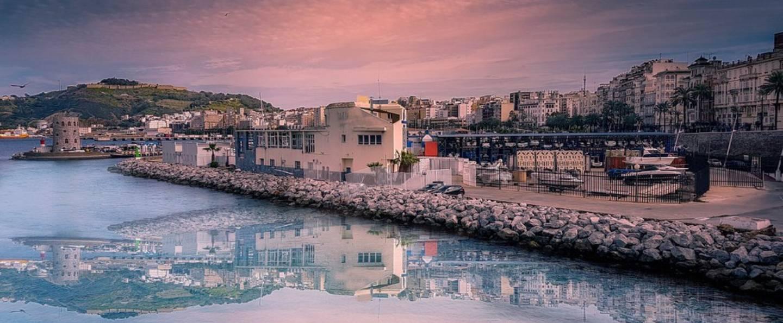 Algeciras to Ceuta Day Trip