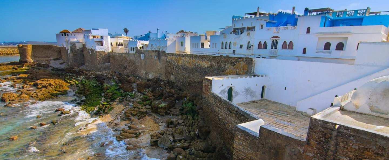 Tour a Tetuán, Tánger y Asilah desde Algeciras en 2 días