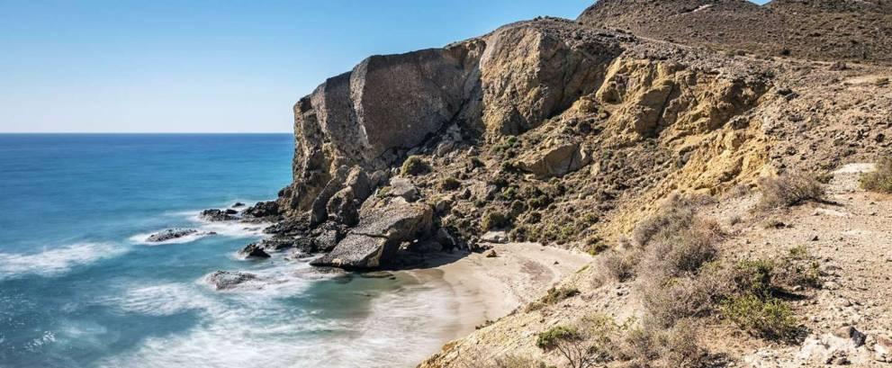 Ruta de los Piratas en Cabo de Gata en 4x4