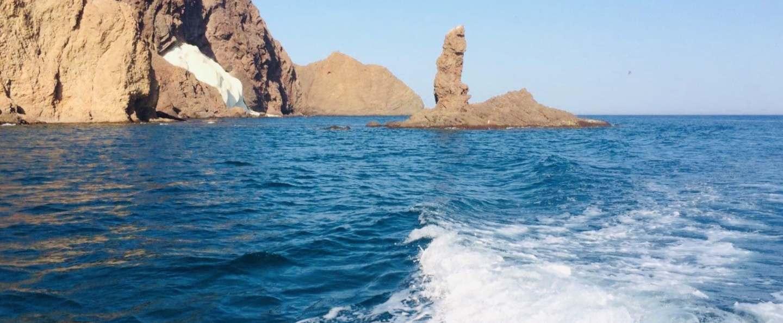 Paseo en barco en San José