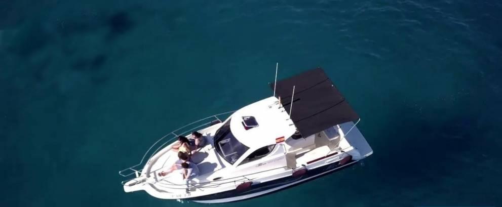Alquiler de barco en Carboneras