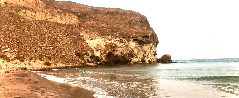 Senderismo Playa de los Genoveses