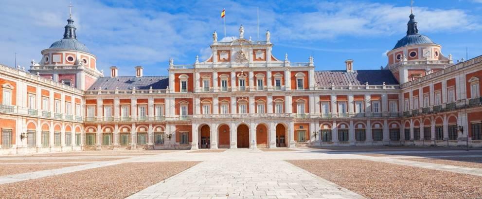 Visita guiada por el Palacio de Aranjuez