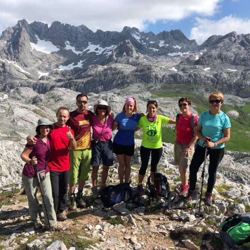 Rutas senderismo Picos de Europa