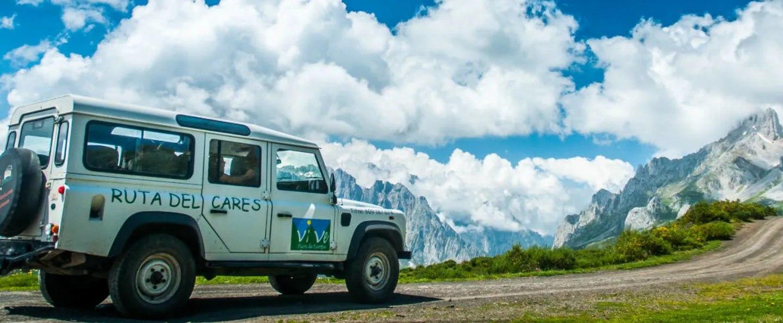 Ruta en 4x4 por Picos de Europa