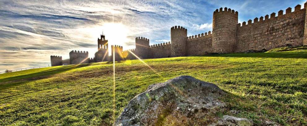 Visita guiada por Ávila
