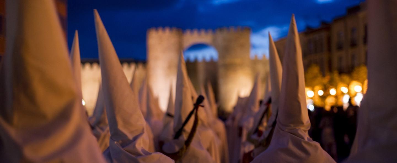 Visita guiada nocturna en Ávila