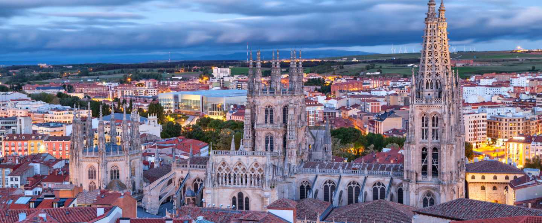 Visita nocturna Burgos de Leyenda