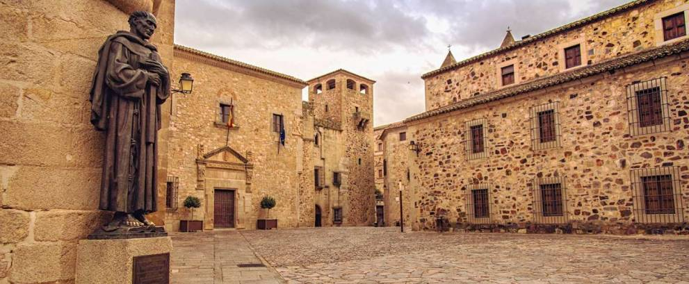 Circuito por Extremadura