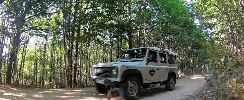 Excursión por el Valle del Jerte en 4x4