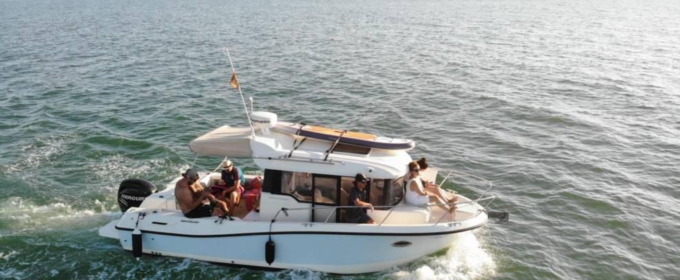 Paseo en barco desde el Puerto de Santa María