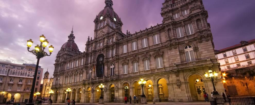 Tour Privado por La Coruña