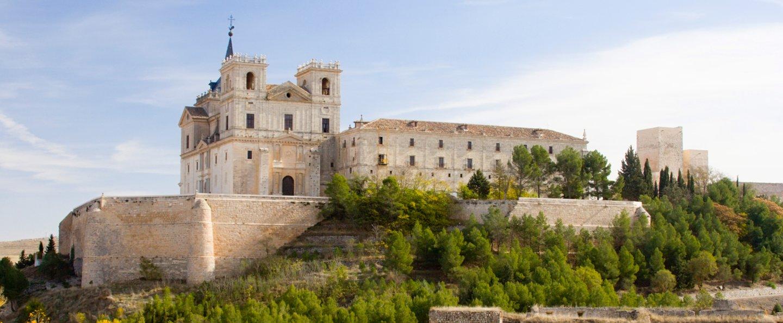Visita guiada al Monasterio de Uclés
