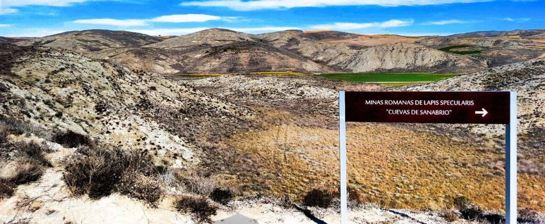 Visita por Huete y las Minas Lapis Specularis