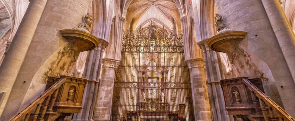 Visita nocturna  por la Catedral de Cuenca
