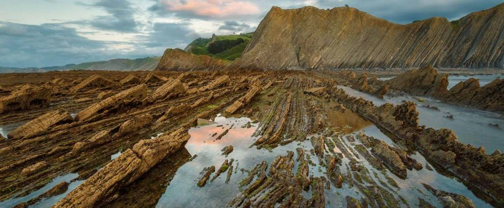 Flysch and Zumaia Tour