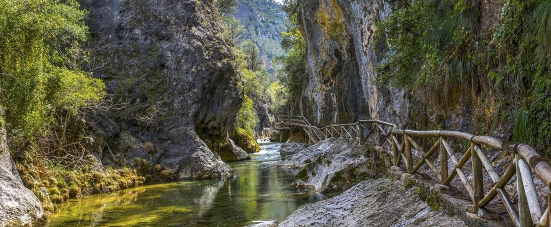 Ruta 4x4 Valle del Río Borosa y Cerrada de Elías