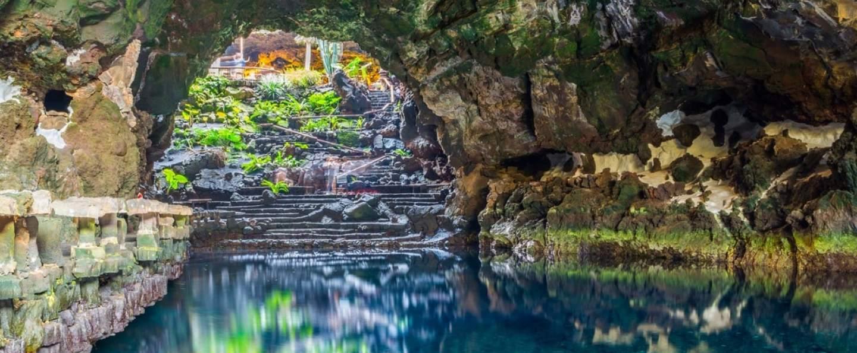 Excursión Timanfaya y Jameos del Agua