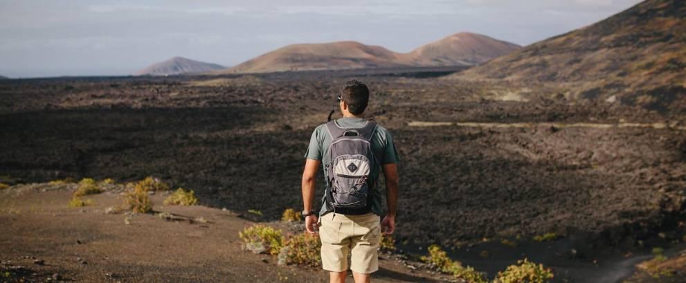 Senderismo Volcanes Lanzarote