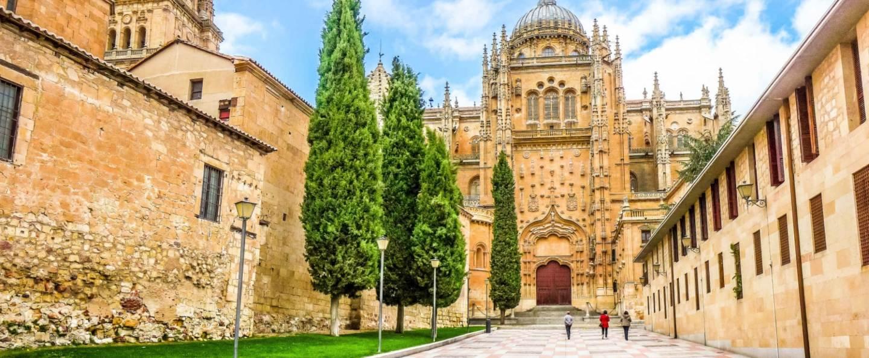 Circuito por Salamanca