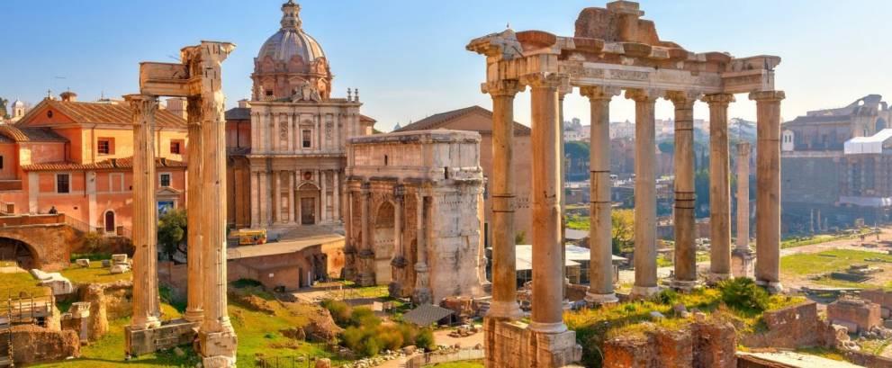 Madrid, Paris, Venice and Rome Tour in 14 days
