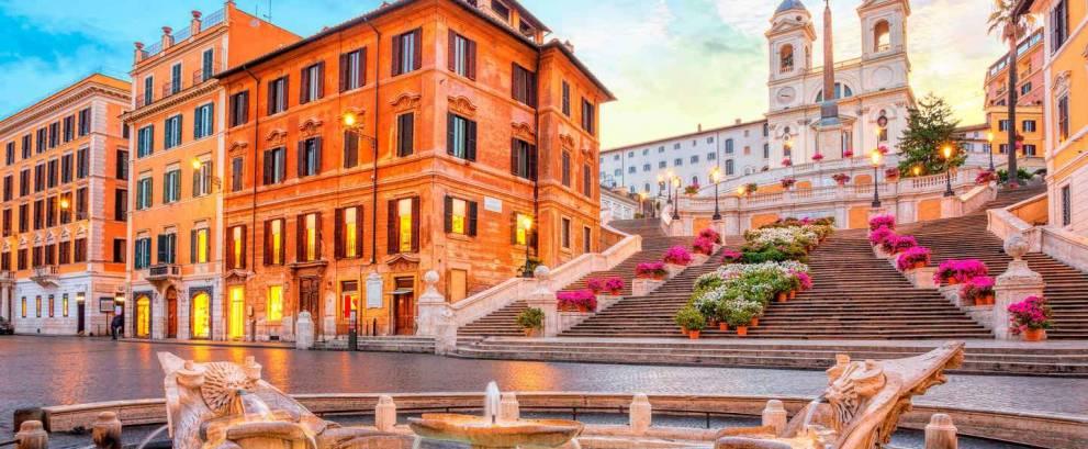 Madrid, Paris and Rome Tour in 14 days