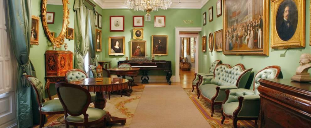 Visita guiada Museo Romanticismo