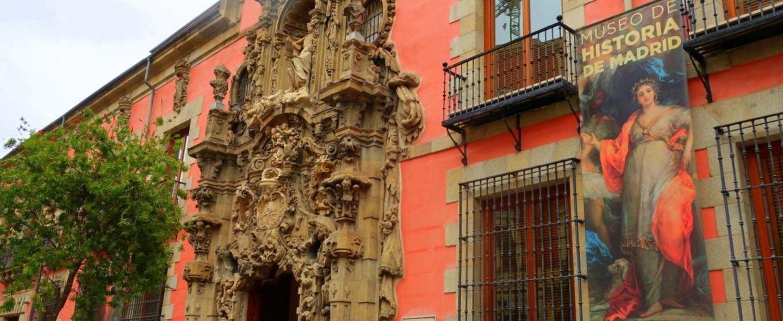 Visita guiada Museo de Historia de Madrid