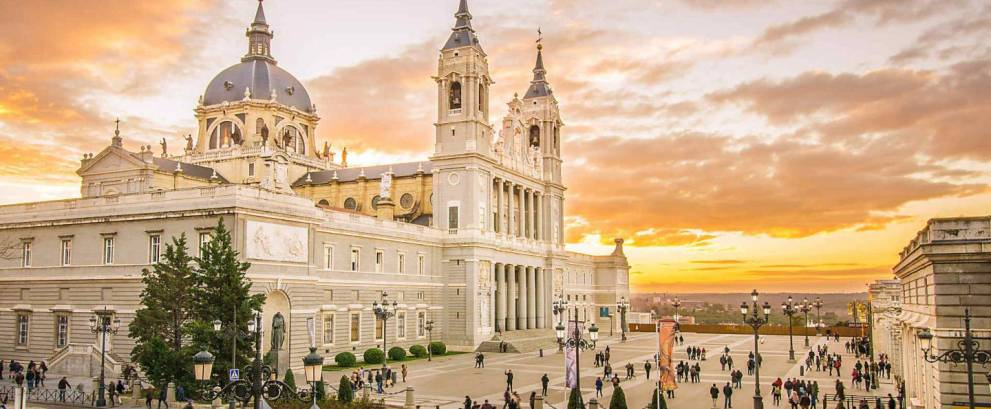 Visita guiada Catedral de la Almudena