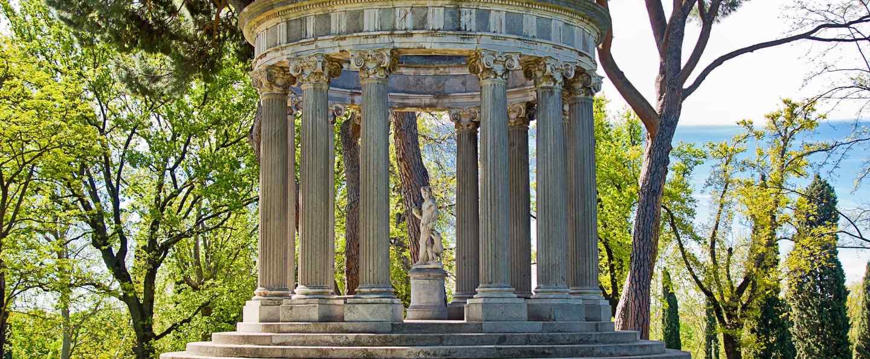 Free Tour Parque del Capricho