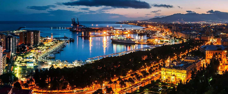 Free Tour nocturno por Málaga