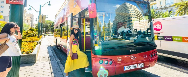 Hop On Hop Off Málaga