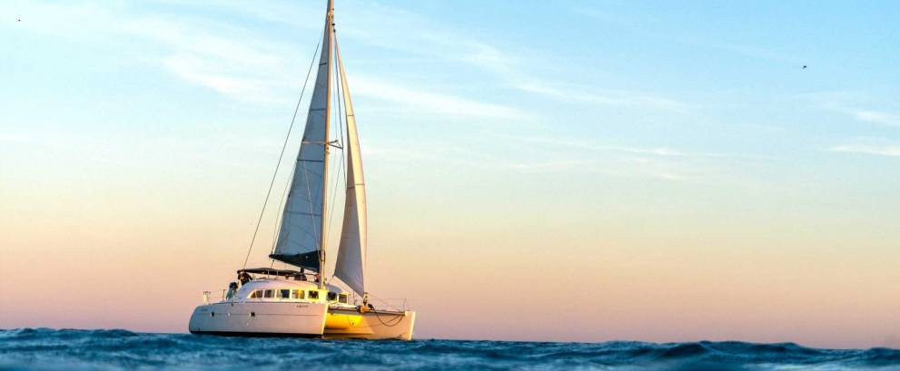 Alquiler catamarán en Málaga