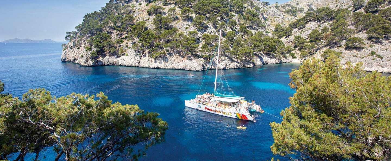Excursión en catamarán desde Alcudia