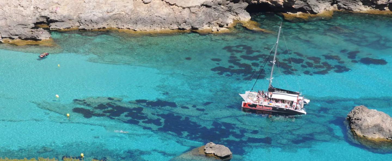 Excursión en catamarán por la bahía de Pollensa