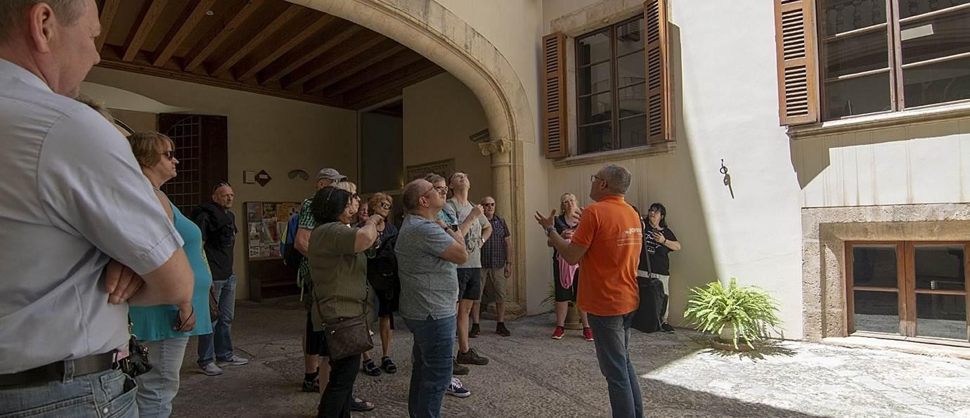 Visita guiada por Palma de Mallorca