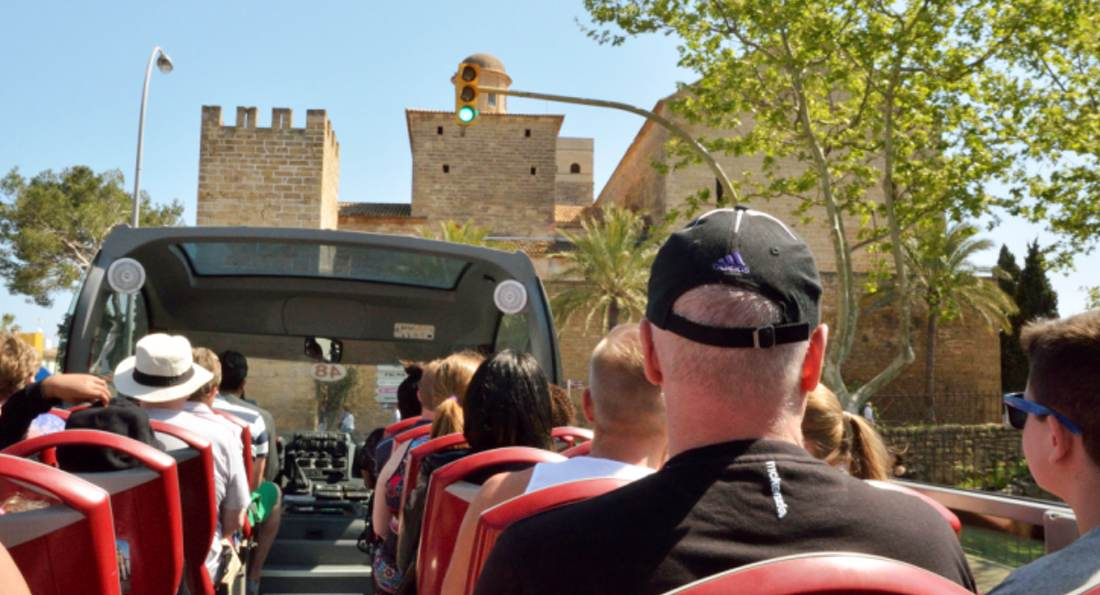 Alcudia Sightseeing Bus